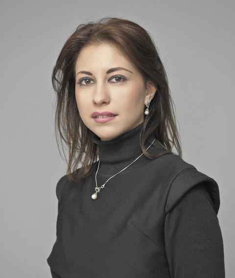 Г-ца Сандра Чакмакова