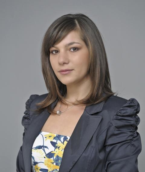 Frau Sonja Stojchevska